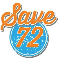 Save72 – Win 1 of 10 Gift Cards of your choice valued at $72 each