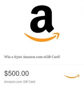 The Beat – Win a $500 Amazon e-Gift Card