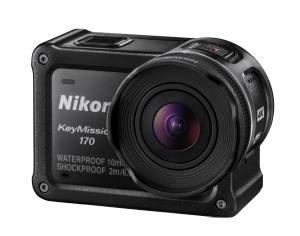 The Gate – Win a Nikon KeyMission 170 action camera valued at over $499