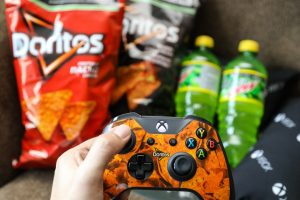 The Gate – Win an Xbox and Doritos prize pack