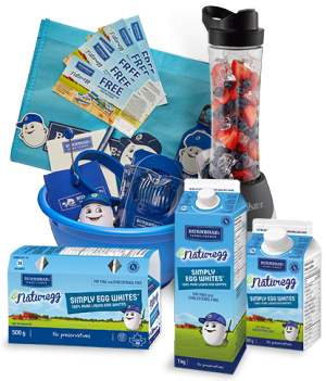 Burnbrae Farms – The Simple Resolution – Win 1 of 5 Burnbrae Farms prize packs valued at valued at $250 each