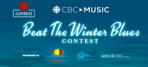 CBC Music – Beat The Winter Blues – Win a trip for 2 to Punta Cana, Dominican Republic valued at $4,471