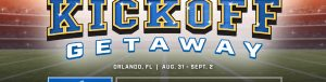 CWI – Camping World College Kickoff – Win a trip for 2 to the Game in Orlando, Florida valued at $4,450