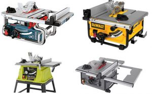 Canadian Woodworking & Home Improvement – Win 1 of 4 portable table saws valued at up to $499