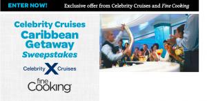 Celebrity Cruises – Caribbean Getaway – Win a 7-night Caribbean cruise for 2 onboard Celebrity Equinox valued at $3,881