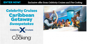 Celebrity Cruises – Caribbean Getaway – Win a 7-night Caribbean cruise for 2 onboard Celebrity Equinox valued at $3,881