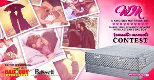Lastman's Bad Boy – Romantic Moments – Win a Bassett Glenville Collection Mattress Set valued at $3,685
