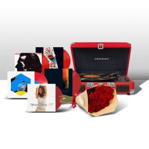 Music Vaultz – Win the perfect Valentine's Day Gift pack
