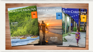 North Caroline Travel Guide – Win 1 of 3 vacation packages