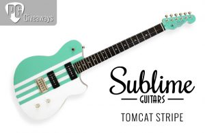 Premier Guitar – Win a Tomcat Strip from Sublime Guitars valued at $699