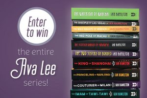 Quebecor Media – Win The Ava Lee Collection Series Library – Win a prize package of 10 books valued at $200