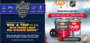 Rogers and PPG Paints – The CIL NHL – Win a trip for 2 to Annapolis, Maryland valued at $2,500.png