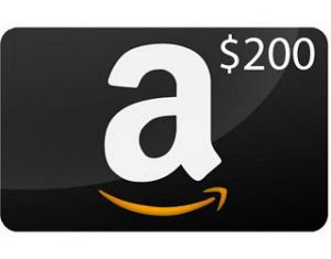 SaleStartsNow – Win a $200 Amazon Gift Card