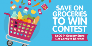 SaleWhale.ca – Win a grand prize of a $200 gift card OR 1 of 8 Weekly prizes