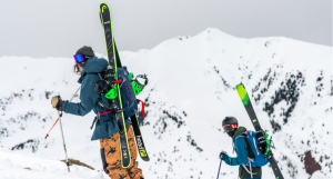 Storm Mountain Publishing – Win a pair of APEX XP Ski Boots valued at $900