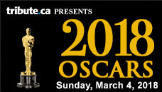 Tribute Publishing – 2018 Oscars – Win a 50″ Led TV valued at $600