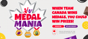 Mondelez Canada – Pride & Joy Medal Mania – Win a grand prize of a trip for 2 to Tokyo, Japan valued at $22,000 OR 1 of 804 prize packs