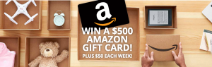 Black Flag Deals & Sweepstakes.ca – Win a grand prize of a $500 Amazon Gift Card OR 1 of 22 minor prizes