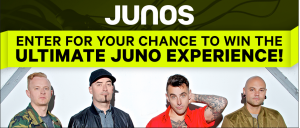 Canada.com – Win the Ultimate Juno Experience trip for 2 to Vancouver valued at $6,795