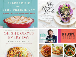 Canada's 100 Best – Win 12 cookbooks valued at $388