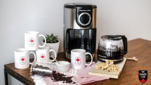 Canadian Olympic Committee – Win a coffee maker from Canadian Tire Corporation valued at $130