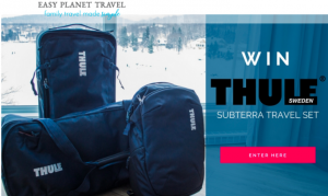 Easy Planet Travel's – Win a Thule Subterra Travel Set