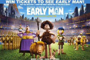 Exclaim! Win 1 of 10 run-of-engagement passes for 2 to see Early Man in theatres