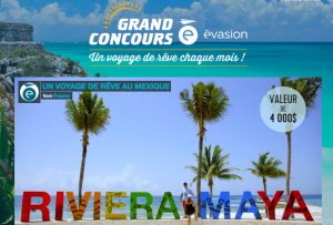 Groupe Serdy – Win an all-inclusive week for 2 at the Platinum Yucatan Princess hotel Riviera Maya suites & spa in Mexico valued at $4,000