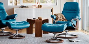 House Beautiful – Win a Stressless Sunrise Recliner & Ottoman in Paloma leather valued at $3,000