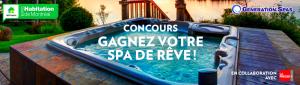 La Presse – Win an Artesian model Piper Glen spa valued at $8,000