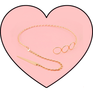 Lillianna – The Magical Twist Choker – Win 1 of 3 Magical Twist Chokers valued at $355 each