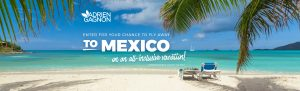 Natural Health – Win one-week trip for 2 to Mexico with Adrien Gagnon valued at $4,500