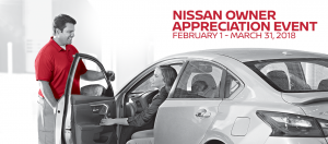 Nissan – Win 1 of 3 Nissan Service Gift Card valued at $5,000 CDN each