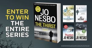 Penguin Random House Canada – Harry Hole Series – Win the entire series valued at $250