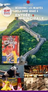 "Radio-Canada – Win an ""Essential China & Yangtze River"" travel prize package for 14 days for 2"