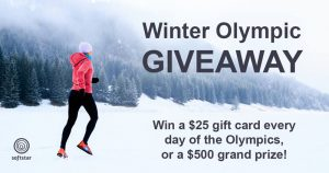Softstar – Win a grand prize of a $500 gift card OR 1 of 16 minor prizes