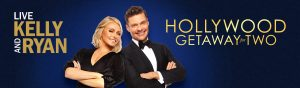 etalk – Live Kelly and Ryan – Win a Hollywood Getaway to Los Angeles to see Live's After Oscar valued at $3,500