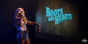 Boots & Hearts – 2 tickets to the biggest country music festival in Ontario and a Camp Site