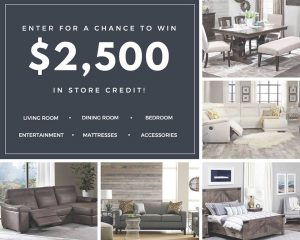 Bracko Brothers Quality Furniture & Mattresses – Win $2,500 in store credit