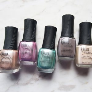 Divine.ca – Win a prize package of 6 spring colors nail polish