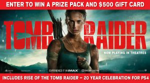 EB Games – Win a grand prize valued at $555 OR 1 of 30 minor prizes