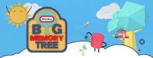 "Family Jr – The Little Tikes Big Memory Tree – Win monthly prizes of The Little Tikes ""toy of the month"" valued between $30-$300"
