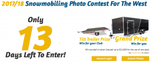 Flaman Group – The Sled'N Snap 2018 – Win a trailer valued up to $15,000 for the use of one year