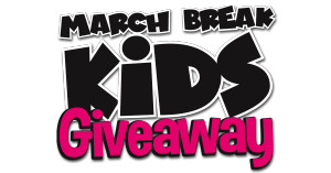 Global RESP Corporation – March Break Kids – Win 1 of 3 prizs