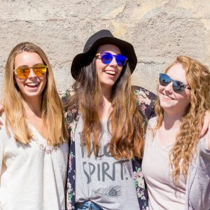 Go Wood – Win a pair of Reflective Round Wood sunglasses (4 styles to choose from)