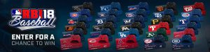 MLB Advanced Media – R.B.I Baseball 18 Opening Day – Win 1 of 30 prize packs valued at $300 each