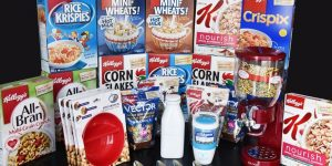 Metroland Media Group – Win a prize pack for National Cereal Day by Kellogg Canada valued at $250 CDN