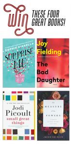 Penguin Random House – Win 4 great books valued at $150