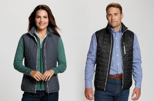 RedPoint Media & Marketing Solutions – Win Men's or Ladies Cutter & Buck Rainier PrimaLoft Vest