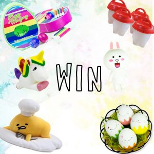 Showcase – Win an Easter prize pack valued at $114